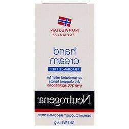* Neutrogena Norwegian Formula Hand Cream 56g Dry Chapped