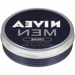 NIVEA Men Creme - Multipurpose Cream for Men - Face, hand an