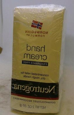 Neutrogena Norwegian Formula Hand Cream Fragrance-Free 2 oz