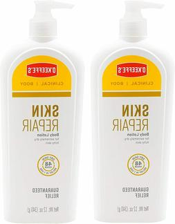 O'Keeffe's Skin Repair Body Lotion and Dry Skin Moisturizer,