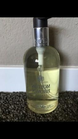 Molton Brown Orange And Bergamot Fine Liquid Hand Soap Made