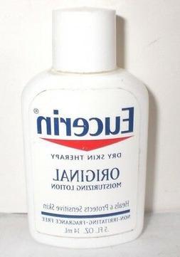 Eucerin ORIGINAL Dry Sensitive Skin Moisturizing Creme Cream