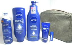NIVEA Pamper Time Gift Set - 5 Piece Luxury Collection Plus
