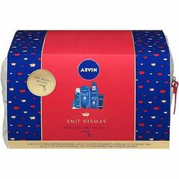 NIVEA Pamper Time Gift Set - 5 Piece Luxury Collection of Mo