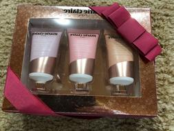 Marie Claire Paris ~ 3 pc. Hand Cream Gift Set NEW - Mothers
