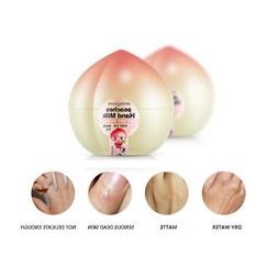 peach moisturizing cream skin care anti dry