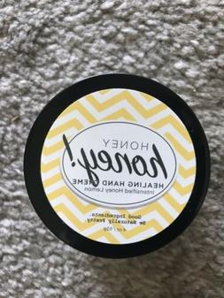 Perfectly Posh Honey Honey Healing Hand Cream Honey Lemon 4