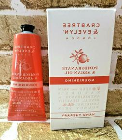 Crabtree Evelyn Pomegranate & Argan Oil Hand Therapy  Cream
