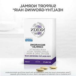 Nioxin Recharging Complex Supplement for Hair Growth 60 Tabl