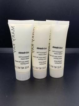 Mary Kay Satin Hands Fragrance Free Hand Cream 0.75oz - Lot