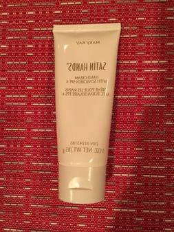 Mary Kay Satin Hands Hand Cream 3 Oz. with SPF 4 Set new ret