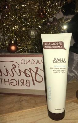 Sealed Jumbo AHAVA DEADSEA Water Mineral Hand cream / Moistu