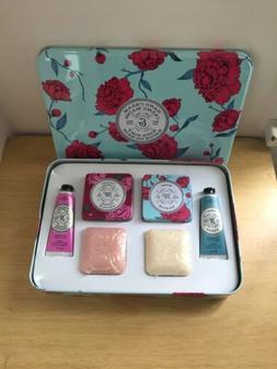 LA Chatelaine Shea & Cherry Almond Hand Cream & Bath Soap La