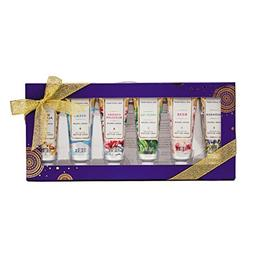 Spa Luxetique Shea Butter Hand Cream Gift Set, 6 Travel Size