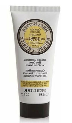 Perlier Shea Butter with citrus Extract Vitalizing Moisturiz