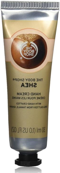 The Body Shop Shea Hand Cream 1 oz