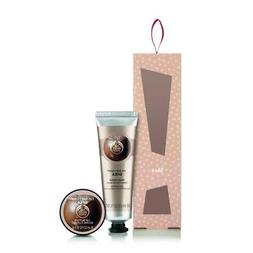 The Body Shop Shea Soft Hands Warm Kisses Duo Gift Set