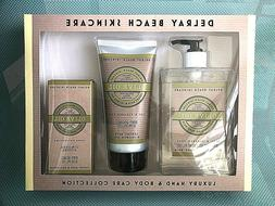 Shower Gel, Hand Wash & Nail Cream Luxury Set Delray Beach S