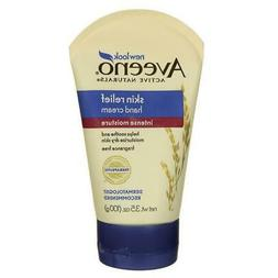 Aveeno Skin Relief Hand Cream Intense Moisture 3.5 oz Cream