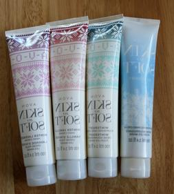 Avon Skin So Soft Hand Cream Your Choice 3.4 fl oz New and S