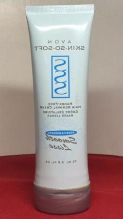 "Avon  SKIN SO SOFT.. HANDS  FREE..""HAIR REMOVAL"".. CREAM.. 2"