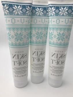 AVON SKIN SO SOFT WINTER SOFT NOURISHING HAND CREAM  3.4 FL