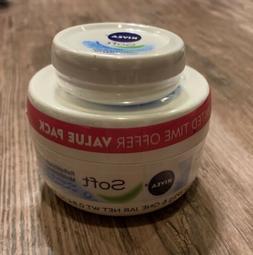 NIVEA SOFT CREME JAR 6.8 OZ