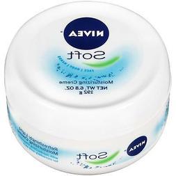 NIVEA Soft Moisturizing Creme, 6.8 Ounce