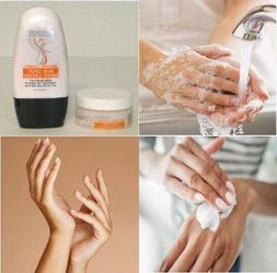 Advanced Clinicals Sun Spot Hand & Facial Cream Set WitH WIL