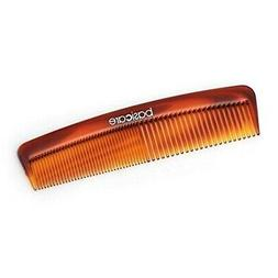 Basicare Tortoise Shell Effect Pocket Comb 12.5cm