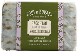 Savon et Cie Triple Milled Exfoliating Soap, 7oz  bar. Made