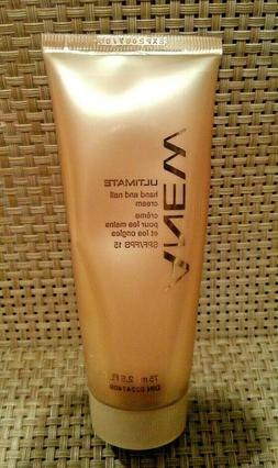 Avon Anew Ultimate Hand and Nail Cream SPF 15 New