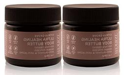 Ultra Healing Shea Body Butter and Intensive Moisturizer for