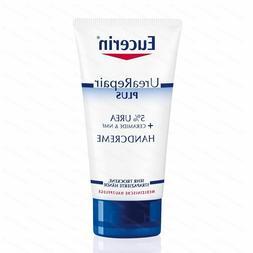 Eucerin Urearepair plus 5% Urea hand cream 75ml  dry damaged
