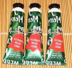 Bath & Body Works Vanilla Bean Noel Shea Butter Hand Cream,
