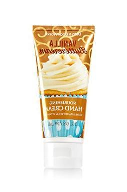 Bath & Body Works Vanilla Buttercream Nourishing Hand Cream