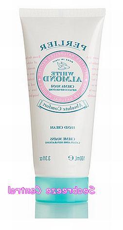 Perlier White Almond Absolute Comfort Hand Cream 3.3 oz - NE