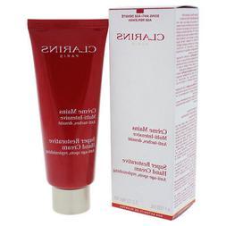 Clarins Women Skincare Super Restorative Hand Cream 3.3 oz S