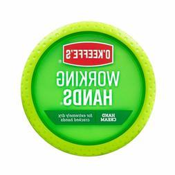 3Pk 6.8oz O'Keeffe's Working Hands Cream Creme hypo-allergen