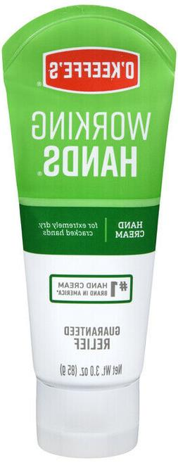 O'Keeffe's Working Hands Hand Cream, 3 Oz